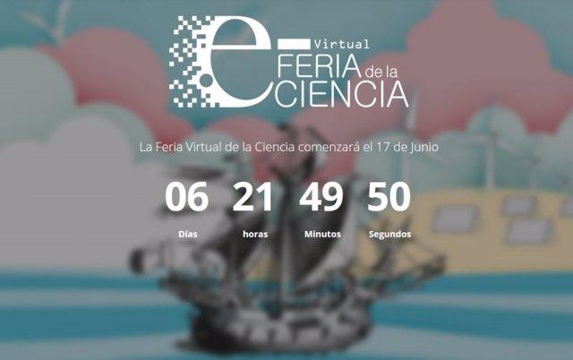 Feria de la Ciencia de Sevilla se celebra de forma virtual