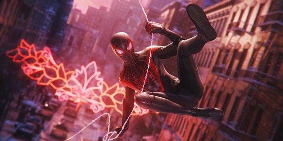 2. Marvel's Spider-Man: Miles Morales es una actualización del Marvel's Spider-Man de 2018 para PS5