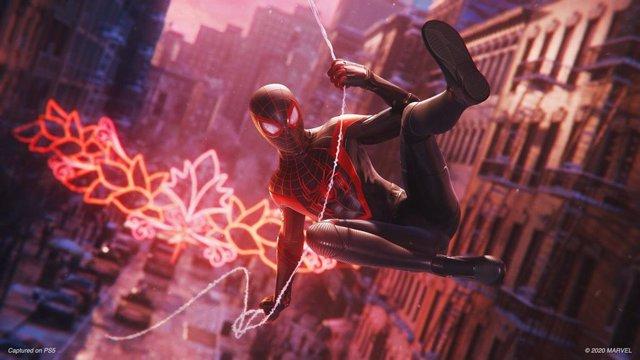 Marvel's Spider-Man: Miles Morales es una actualización del Marvel's Spider-Man