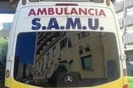 Imagen de archivo de una SAMU.
