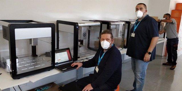 COMUNICADO: CIC Consulting Informático participa en el Proyecto CovidRobots