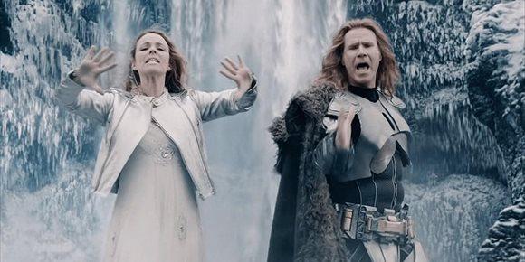 1. Will Ferrell y Rachel McAdams, a por todas en el descabellado tráiler de la película de Eurovisión de Netflix