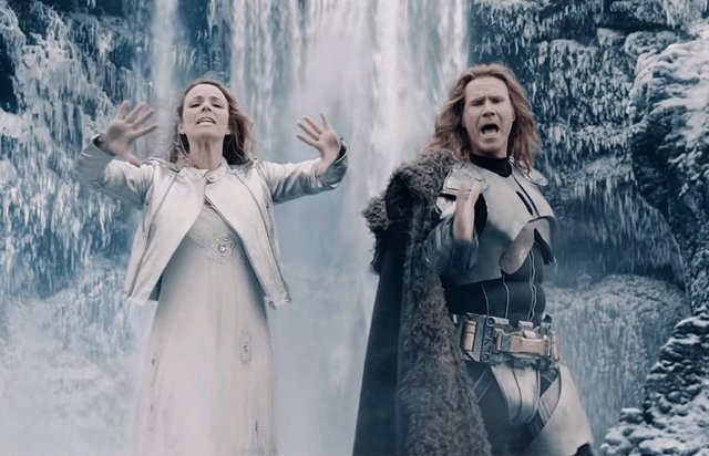 Will Ferrell y Rachel McAdams 'Festival de la Canción de Eurovisión' de Netflix