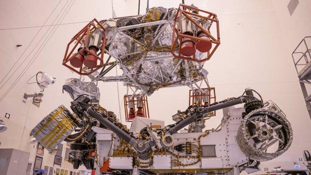 El lanzamiento del rover Perseverance se fija el 20 de julio