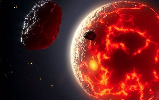 Hallar mundos como en la Tierra en formación, más fácil de lo pensado