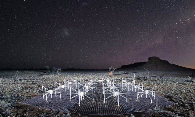 En busca de la señal distintiva de la edad oscura del Universo
