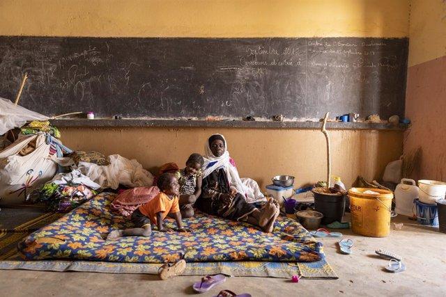 """Sahel.- ACNUR alerta del """"riesgo real"""" de propagación de la crisis en el Sahel h"""