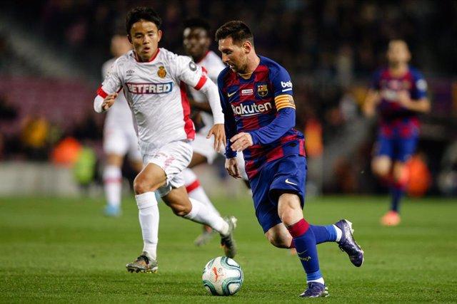 Fútbol/Primera.- Previa del RCD Mallorca - FC Barcelona