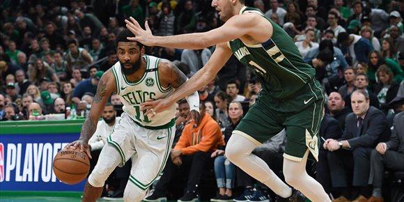 1. Kyrie Irving lidera el boicot de varios jugadores contra el reinicio de la NBA