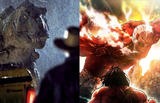 El final de Attack On Titan (Ataque a los Titanes) está inspirado en dos grandes sagas
