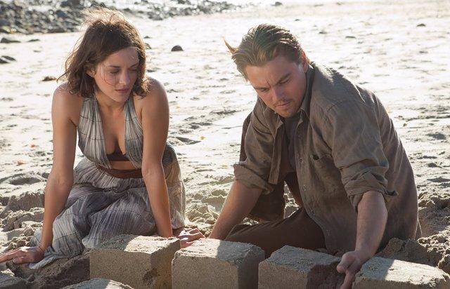 Leonardo DiCaprio y Marion Cotillard en Origen (Inception) de Christopher Nolan