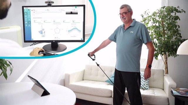 Plataforma 'ReHub' de rehabilitació digital
