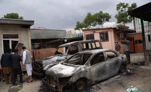 Afganistán.- Estado Islámico, la otra gran amenaza para la paz en Afganistán