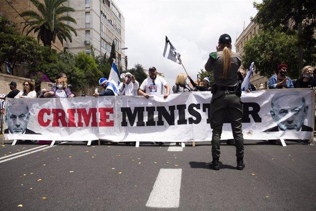 Israel.- Una juez del Supremo israelí crítica con Netanyahu recibe una amenaza d