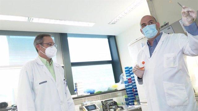 Universitat de València solicita una patente para vacuna candidata en la lucha contra Covid-19