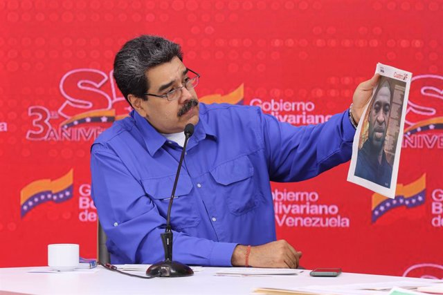 3rd anniversary of We Are Venezuela movement in Caracas
