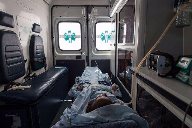 Coronavirus.- Dos personas sospechosas de coronavirus mueren en plena calle en 2