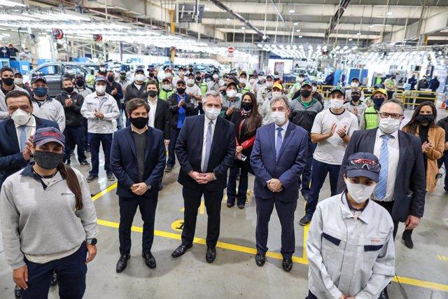 Argentina.- La firma agroexportadora argentina Vicentin recurrirá la intervenció