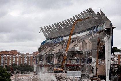 La Junta de Arganzuela propone denominar Parque Atlético de Madrid al espacio ocupado por el estadio Vicente Calderón