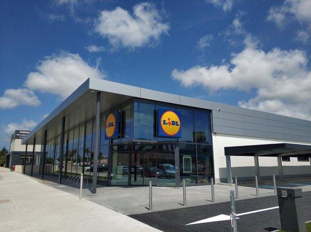 Agro.- Lidl invierte 17 millones en 3 nuevas tiendas en España y crea 35 empleos