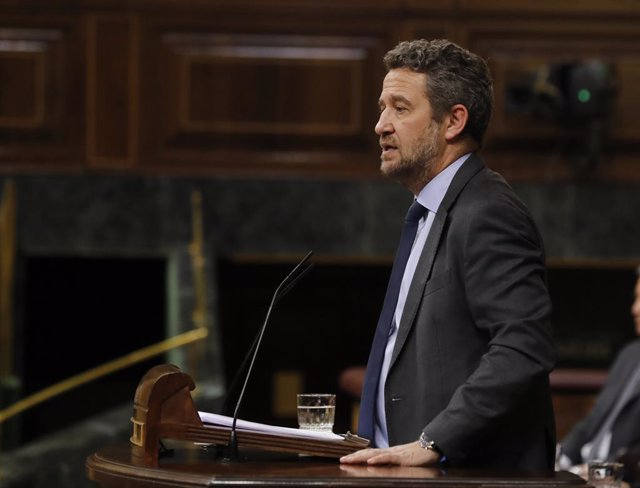 El diputat del PP, Jaime Eduardo de Olano.