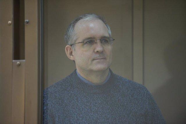 Rusia/EEUU.- La Justicia rusa condena al exmarine estadounidense Paul Whelan a 1