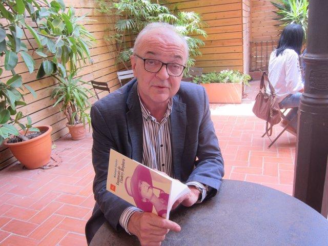El periodista Manuel Cuyàs, escritor catalán