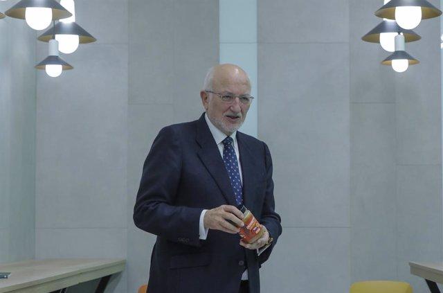 El president de Mercadona, Juan Roig,
