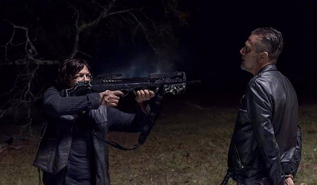 El final de la temporada 10 de The Walking Dead ya tiene fecha de estreno