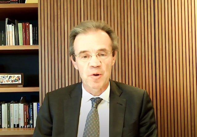 Economía.- (AMP) Gual (CaixaBank) echa en falta un Tesoro único europeo como en
