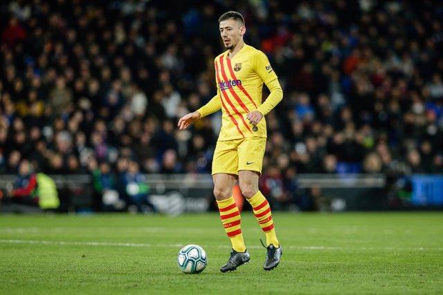 Fútbol.- Lenglet regresa a una lista de la que se cae el sancionado Jordi Alba