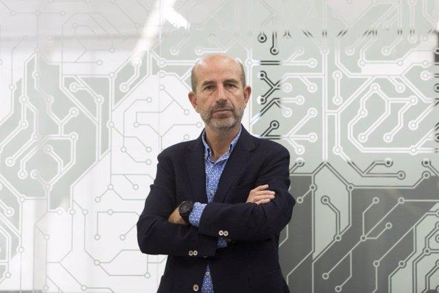 Jaume Sanpera, consejero delegado de Sateliot