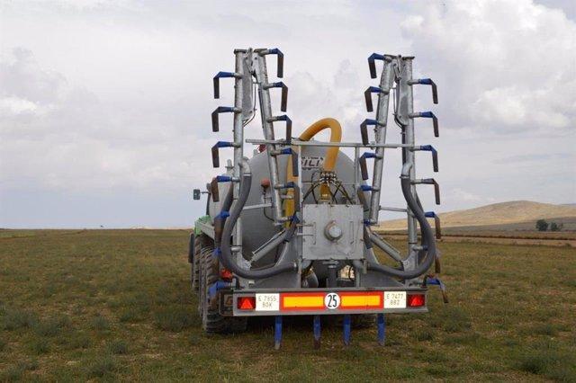 COMUNICADO: El PLAN RENOVE 2020 para Aplicadores de Purín y cisternas ya está pu