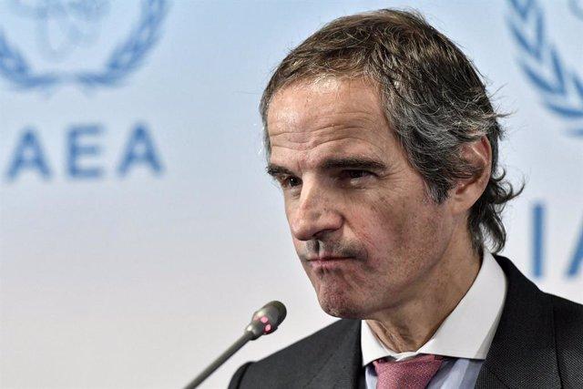 """Irán.- El jefe de la AIEA reitera a Irán su """"grave preocupación"""" por el veto a l"""
