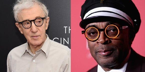 2. Spike Lee defiende a Woody Allen... y luego pide perdón