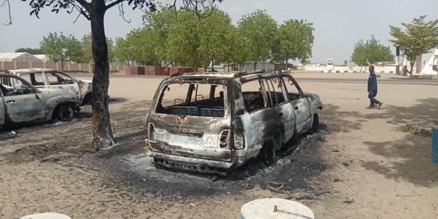 Nigeria.- Estado Islámico responde a la presión militar en Nigeria matando a dec
