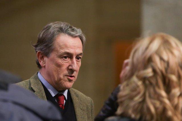 """AMP-Tertsch ve a España en una crisis que """"puede acabar en un enfrentamiento civ"""