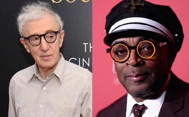 Spike Lee y Woody Allen