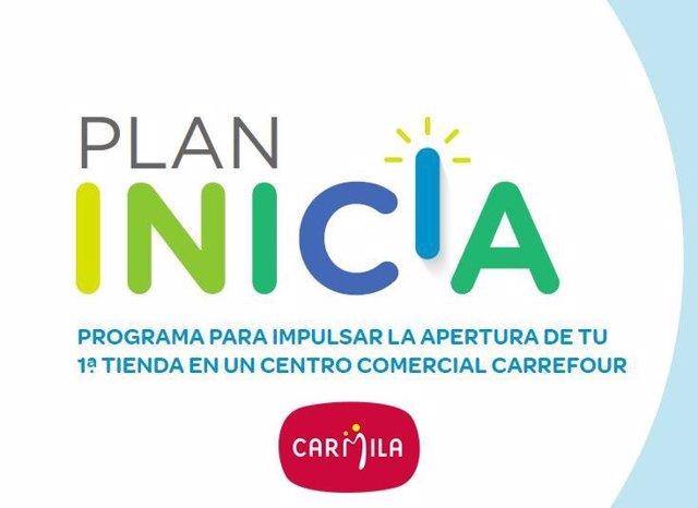 COMUNICADO: 'Plan Inicia', la nueva alternativa para emprender en un centro come