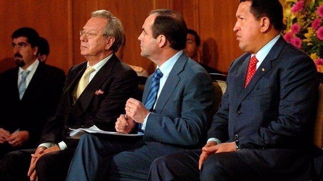 AMP.- El juez investiga transferencias de los Morodo a René Arreaza, un alto car