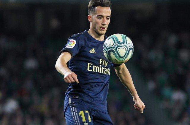 Fútbol.- Lucas Vázquez, lesionado en el sóleo derecho será baja ante el Valencia