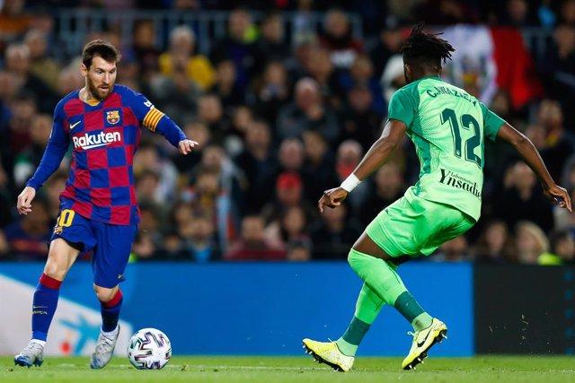 Fútbol/Primera.- Previa del FC Barcelona - CD Leganés