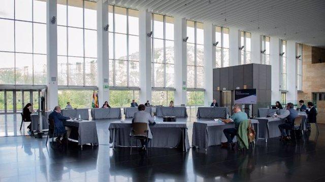 Mesa para la Reconstrucción Social y Económica de La Rioja