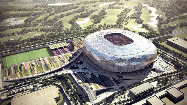 Fútbol.- Catar concluye su tercer estadio para el Mundial de Fútbol de 2022