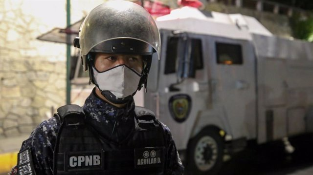 Venezuela.- Detenidos cuatro policías por la ejecución de cinco personas en Vene