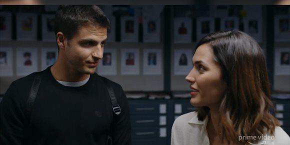 1. Maxi Iglesias y Michelle Calvó se unen en 'Desaparecidos'