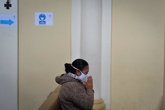 Coronavirus.- Ecuador supera los 46.700 casos de coronavirus con casi 4.000 fall