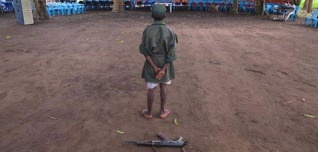 DDHH.- Más de 10.000 niños murieron o fueron mutilados en escenarios de conflict