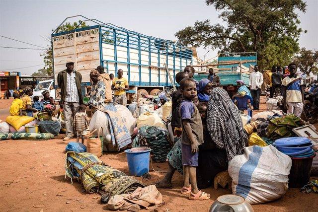 "Sahel.- Las ONG alertan de la ""pandemia de hambre"" que se cierne sobre el Sahel"