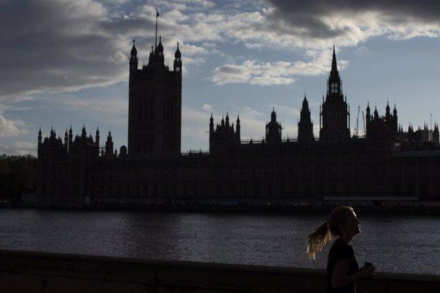 Vista el Parlamento británico